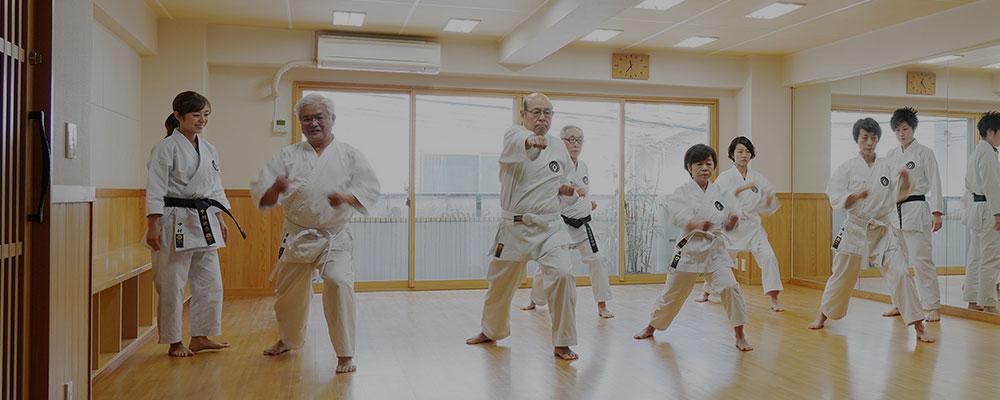 伝統武道空手体験90分クラス